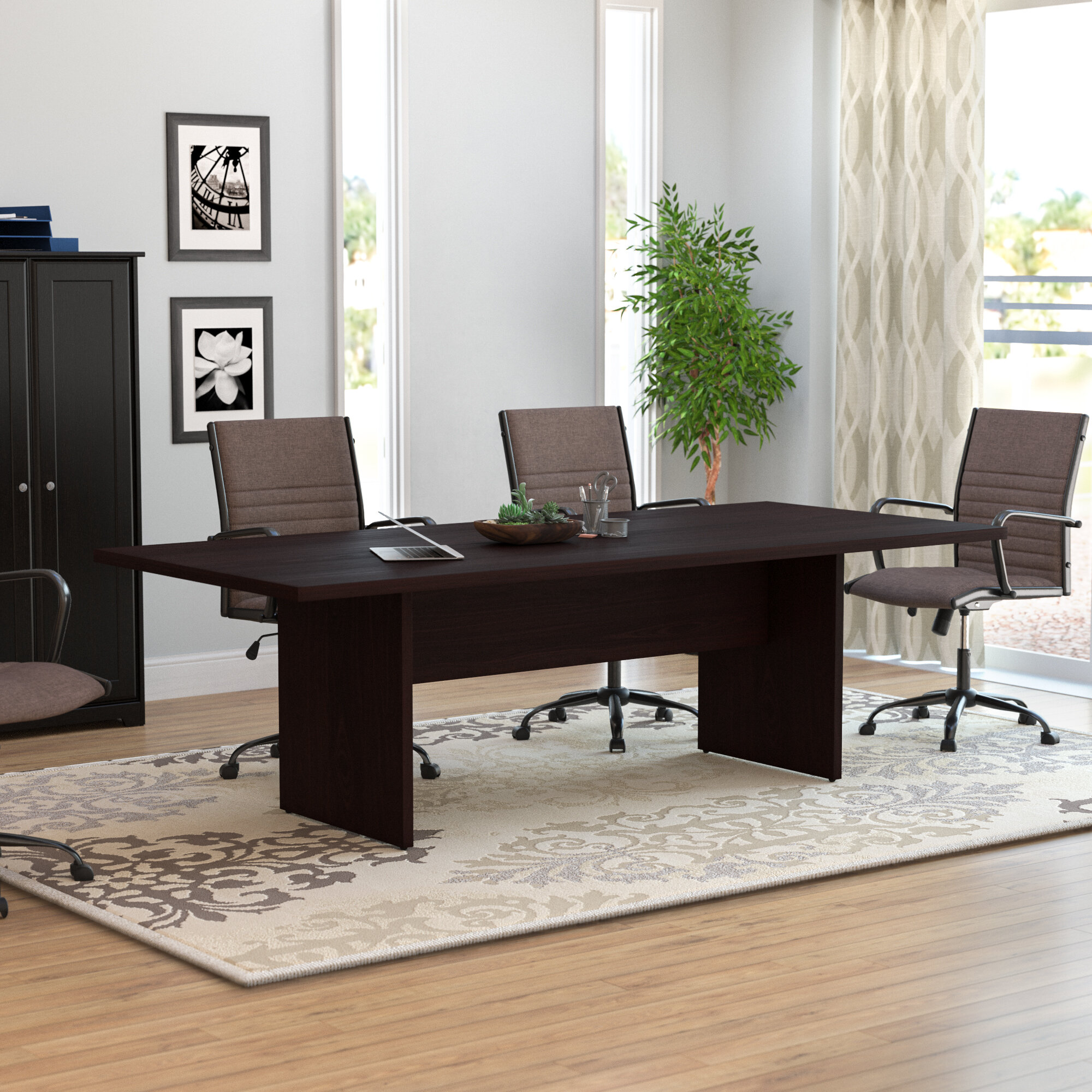 Rhinebeck Rectangular Conference Table