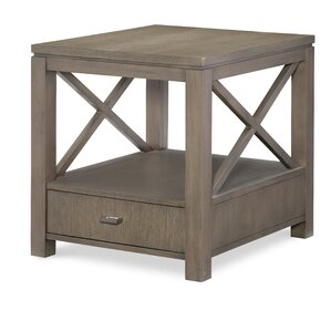 Highline by Rachael Ray Home End Table by Rachael Ray Home by Legacy Classic