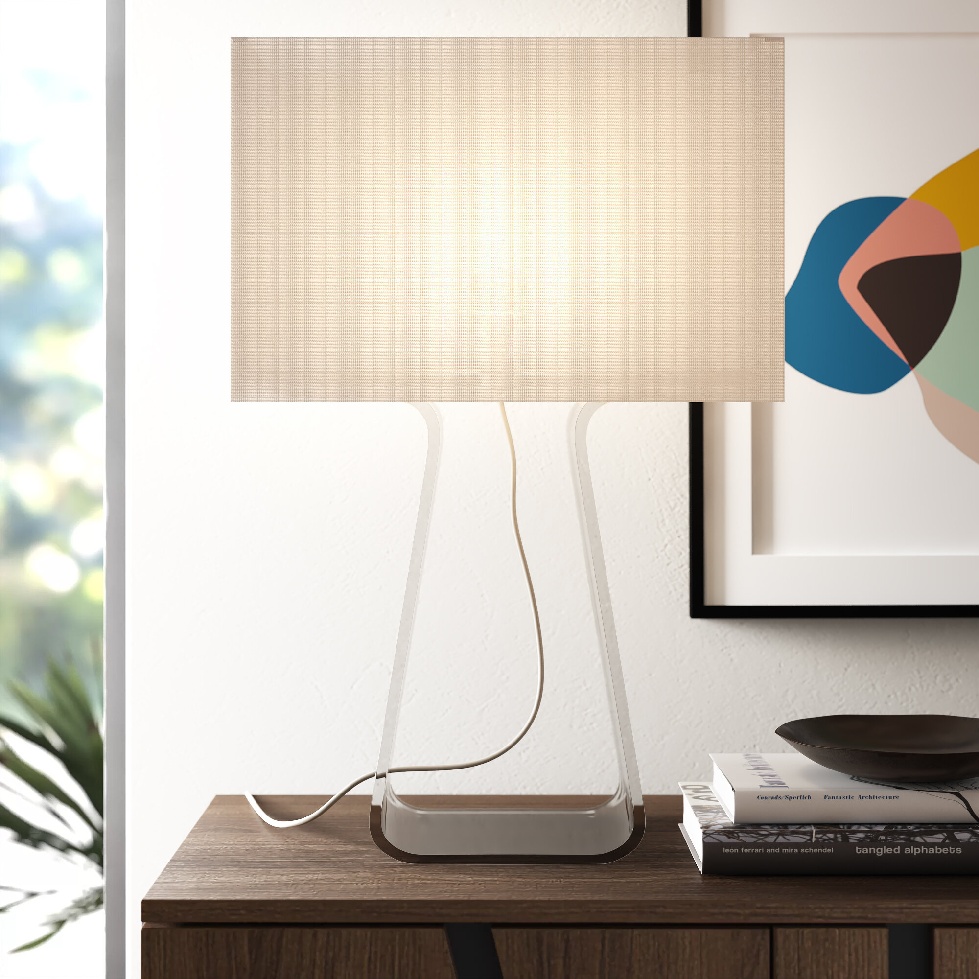 Top Table Lamp Reviews Allmodern
