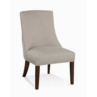 Tuxedo Nailhead Trim Upholstered Dining Chair