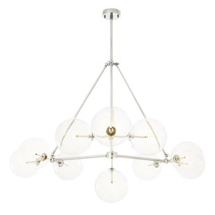 Bermude 10-Light Novelty C..