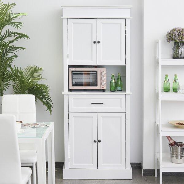 Tall Narrow Pantry Cabinet Wayfair Ca