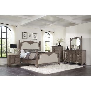 Garrity Panel Configurable Bedroom Set