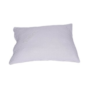 Gracey Dunlop Latex/Polyfill Queen Pillow by Alwyn Home Coupon