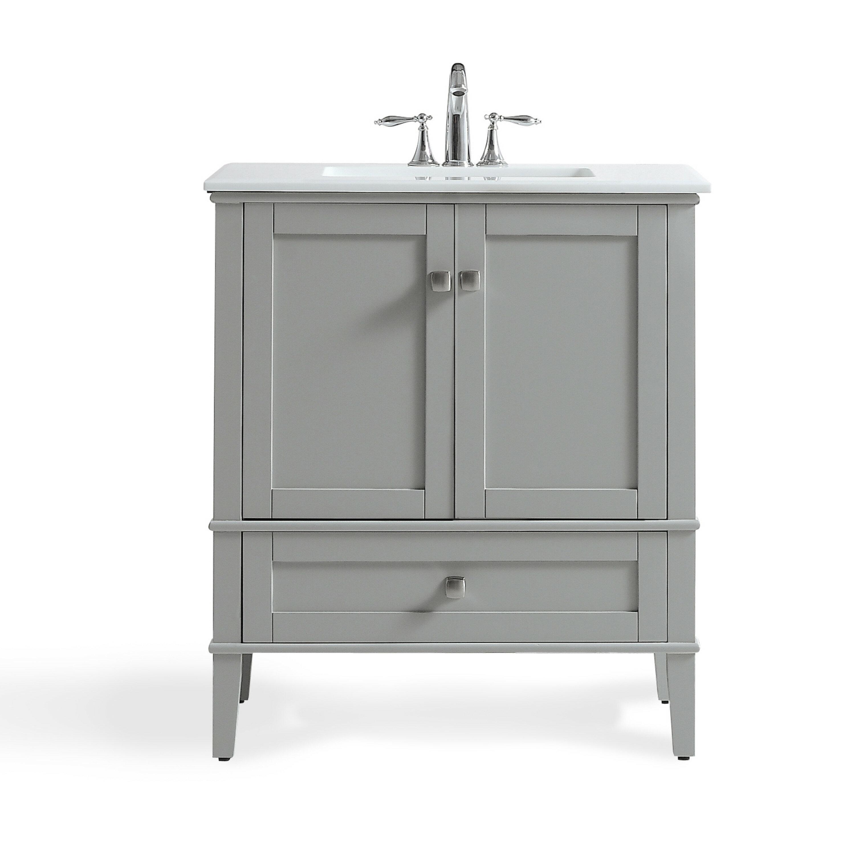 charlton home burholme 31 single bathroom vanity set reviews rh wayfair com 31 bathroom vanity white 31 bathroom vanity with drawers