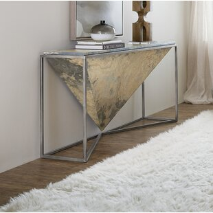 Princess Cut Console Table