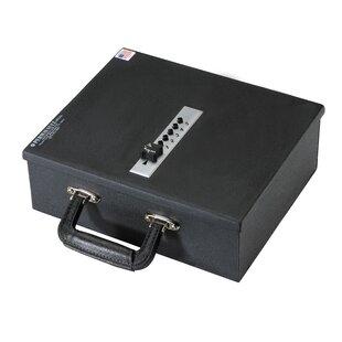 Perma-Vault Key Lock Commercial Gun Safe .29 CuFt