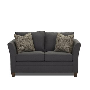 Buy clear Muldoon Sleeper Loveseat by Darby Home Co Reviews (2019) & Buyer's Guide