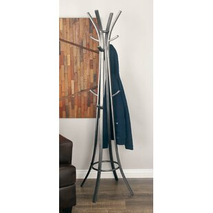Cole & Grey Metal Coat Rack