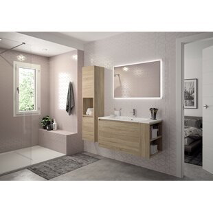 Review Wimborne 35 X 150cm Wall Mounted Cabinet