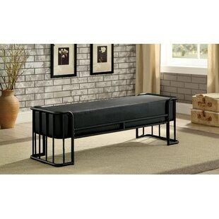 Winston Porter Loftus Upholstered Bench