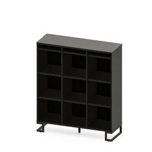DeBarros Bookcase By Ebern Designs