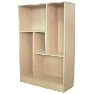 Wide Cube Unit Bookcase By Mercury Row