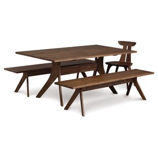 Audrey 5 Piece Solid Wood Dining Set