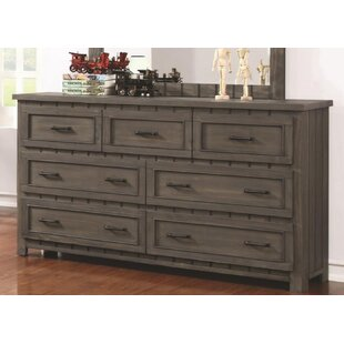 Loma 7 Drawer Dresser by Three Posts