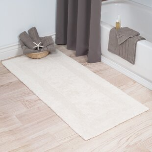 Navy And White Bathroom Rug Wayfair