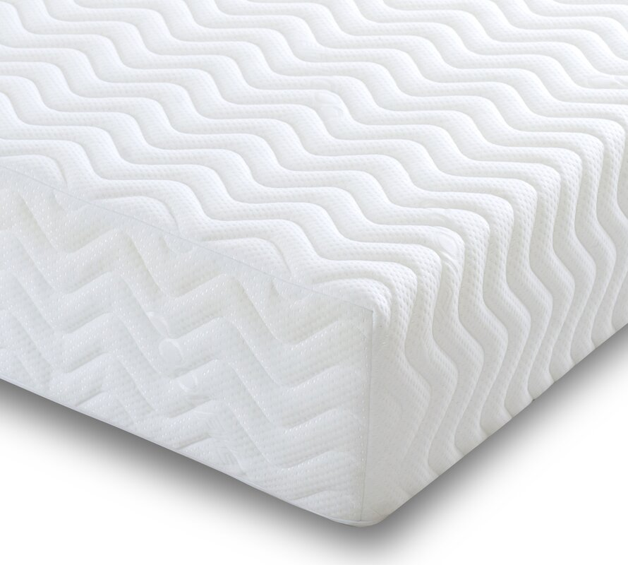 pdp comfort wayfair foam sleep reviews zone mattress memory furniture