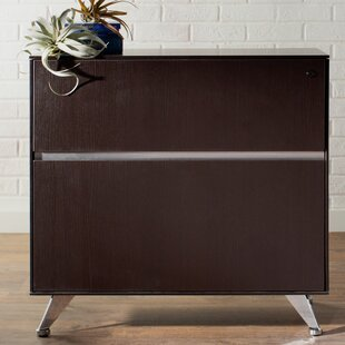 Haaken Furniture Manhattan Collection Lateral File Cabinet