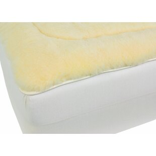 Herrington Deluxe Wool Mattress Pad