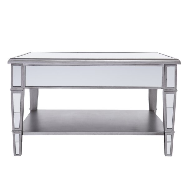 Rectangle Mirrored Coffee Tables