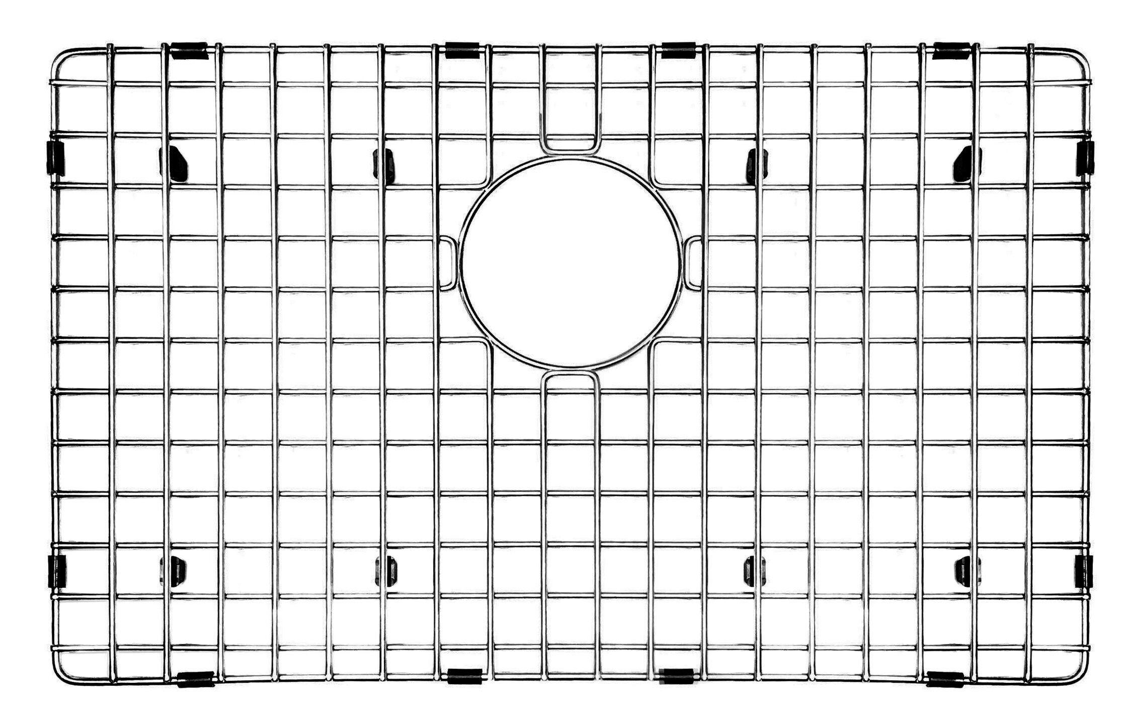 Daweier 23 X 15 Sink Grid Reviews Wayfair