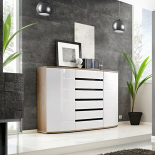 Buiron 6 Drawer Filing Cabinet By Ebern Designs