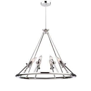 Corrigan Studio Tim 8-Light Chandelier
