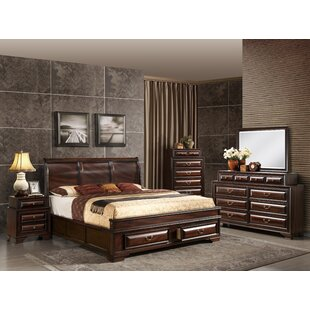 Global Furniture USA Sarina Panel Configurable Bedroom Set