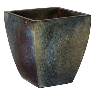 Whitehill Square Large Ceramic Pot Planter