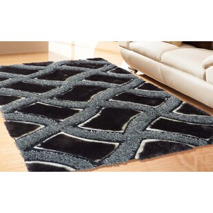 Guide to buy Hand-Tufted Black Area Rug By Rug Factory Plus