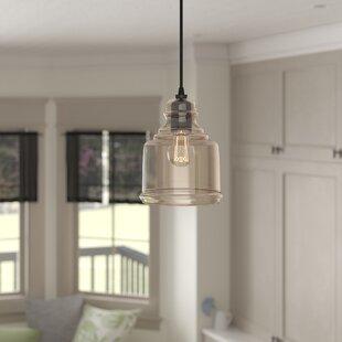 Pruett Modern 1-Light Bell..