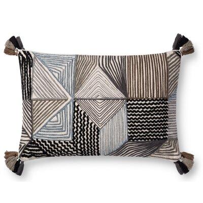 Union Rustic Orofino Cotton Lumbar Pillow Fill Material: No Fill