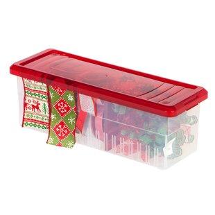 Ribbon Gift Wrap Storage