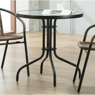 Pineville Round Patio Bistro Table