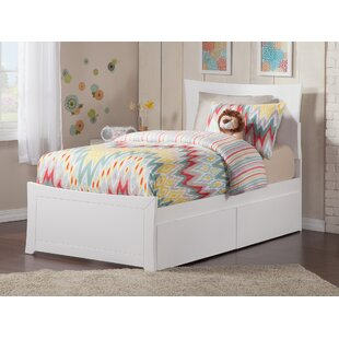 Ahmed Platform Bed with Drawers
