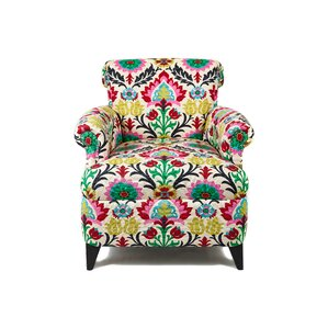 Jimmy Arm Chair by Loni M Designs