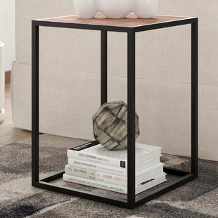 Affordable Robitaille End Table By Wrought Studio