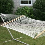 Shriver Rope Polyester Tree Hammock