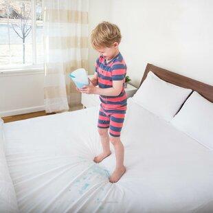 Weekender Jersey Plus Pillow Hypoallergenic Waterproof Mattress Protector