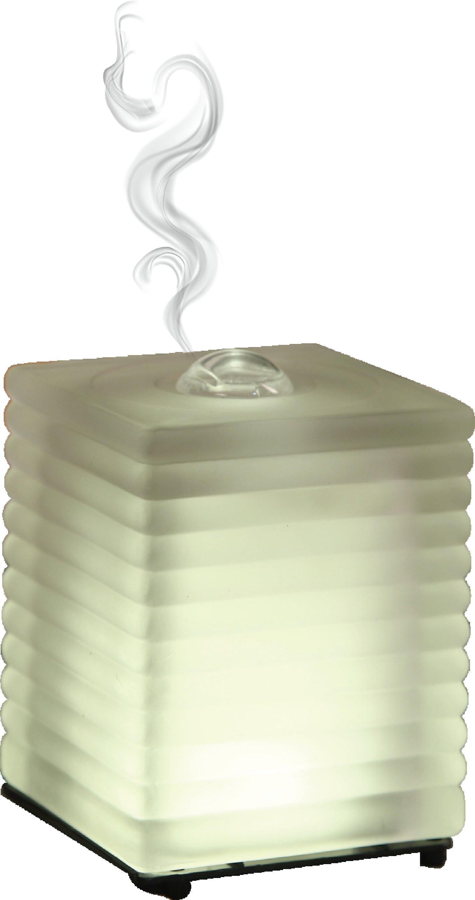 pure enrichment purespa deluxe ultrasonic aromatherapy oil diffuser