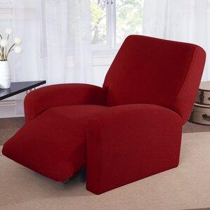 Box Cushion Recliner Slipcover