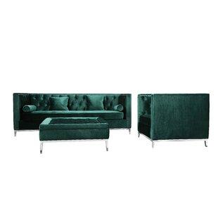 Messines Configurable Living Room Set by Mercer41