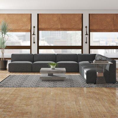 Colbert 7 Piece Upholstered Sectional Brayden Studio