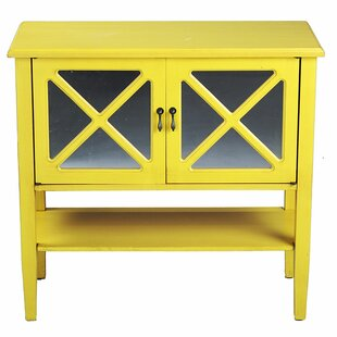 Winchell 2 Door Console Accent Cabinet