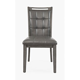 Johnsburg Upholstered Dining Chair by Red Barrel Studio