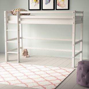 Basic European Single High Sleeper Bed By Hoppekids
