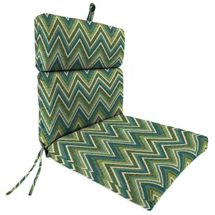 Latitude Run Indoor/Outdoor Sunbrella Dining Chair Cushion