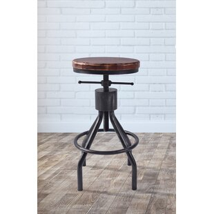 Aida 24 Swivel Bar Stool by Williston Forge