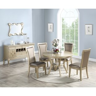 Brandes 5 Piece Dining Set House of Hampton