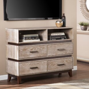 Comparison Francoise TV Stand for TVs up to 43 by Bungalow Rose Reviews (2019) & Buyer's Guide